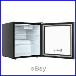 Refrigerator Beverage Center Soda Beer Bar Mini Fridge Cooler 1.6Cu Ft/46L/60CAN