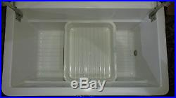 Retro Beer Soda Vintage Aluminum Thermaster Poloron 22 Ice Chest Cooler Beauty