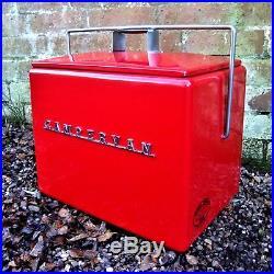 Retro Cool box CAMPERVAN Cooler 30L Vintage Coolbox volkswagen vw bay AAC000