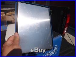 Retro Small Size Pepsi Metal Cooler COLA SODA GAS OIL RAT ROD 11 x 16 x 9