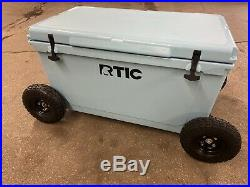 Rtic Cooler 110 Wheel Tire Axle Kit-COOLER NOT INCLUDED