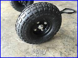 Rtic Cooler 45 Wheel Tire Axle Kit-COOLER NOT INCLUDED