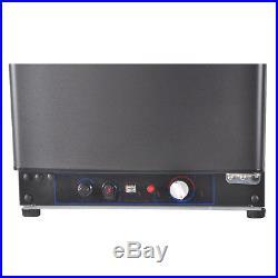 SMAD 2.1 cu ft LPG Refrigerator 110V12V Portable Appliance Cooler Gas Thermostat