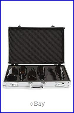Sleek Insulated Beer Briefcase Cooler, New