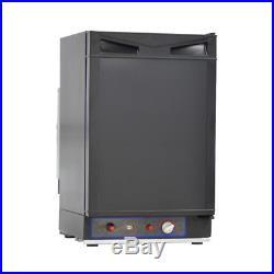 Smad 12V 36Qt 3-Way LP Gas Refrigerator Truck RV Mini Fridge Chalet Car Cooler
