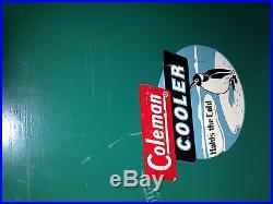 Super Cool Antique Coleman Cooler