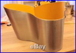 Veuve Clicquot French Metal Champagne Double Magnum Cooler Ice Vasque