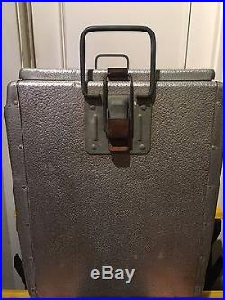 Vintage 1953 Coca Cola Cooler/Ice Chest-Metal-Made in Kentucky $490