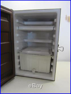 Vintage Coleman Convertible Metal & Plastic Cooler