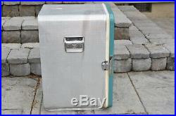 Vintage Coleman Diamond Upright Fridge / Cooler / Water Dispenser