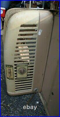 Vintage Homart Sears & Roebuck Cooler Window Fan-2 speeds Reversible Works