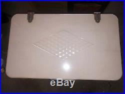 Vintage Pink Coleman Diamond Logo Snow Lite Cooler Orig. Box