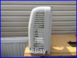 Vintage Sears Homart Cooler Industrial Window Fan 2 speed exhaust 20 Metal