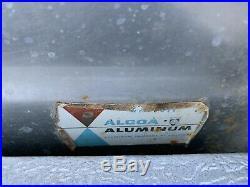 Vtg Kampkold Polished Aluminum Ice Chest Cooler Kamplite Kampkook Kooklite