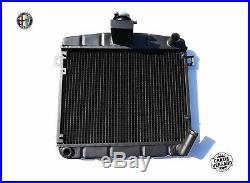 Wasser Kühler Motorkühler Radiator Alfa Romeo 115 Spider 2,0 Bosch Anlage 87-89