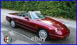Wasser Kühler Radiator Alfa Romeo 115 Spider 2,0 Einspritzer 60520952 1990-1994