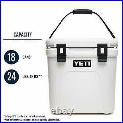 YETI Roadie 24 Cooler, White SUPER SALE LAST ONE